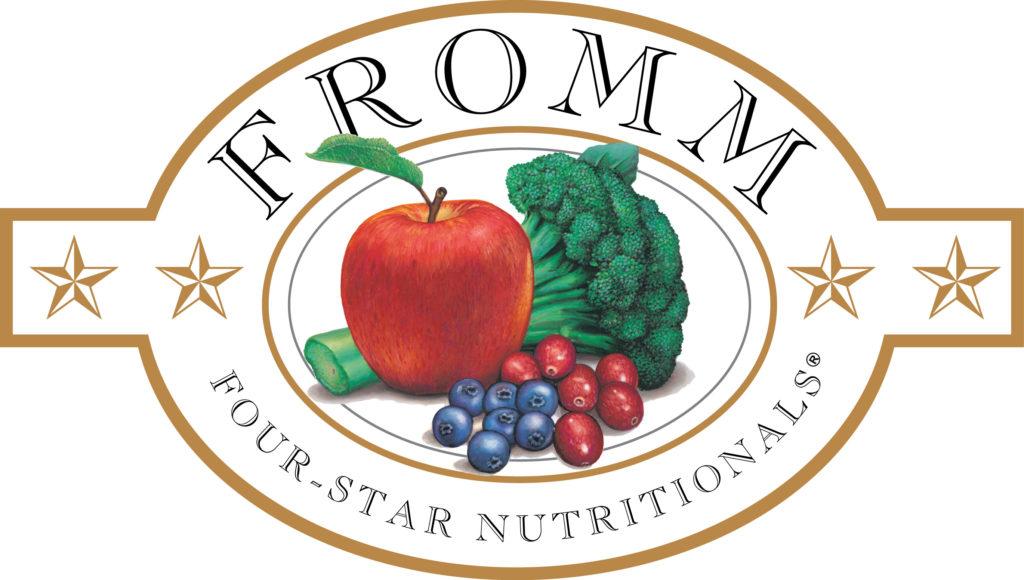 Logo Fromm, nourriture pour chat et chien
