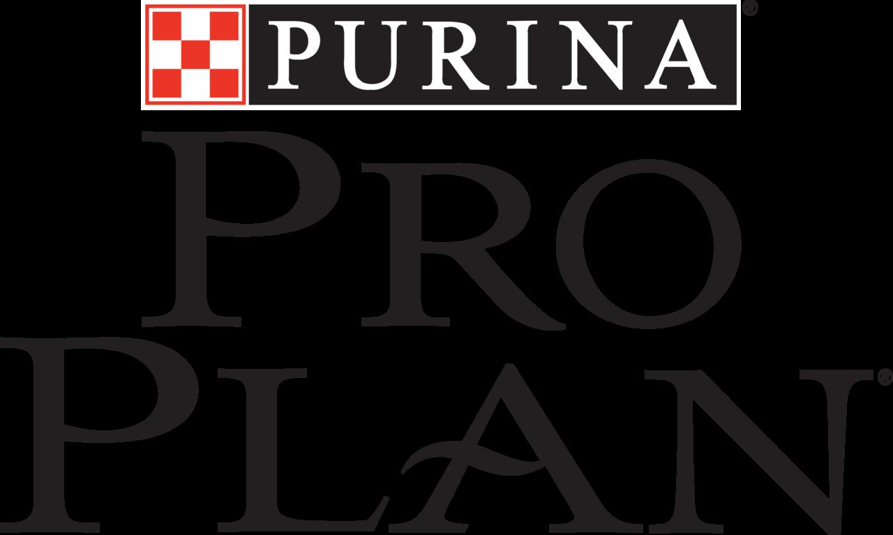 Logo Proplan Purina, nourriture pour chat et chien