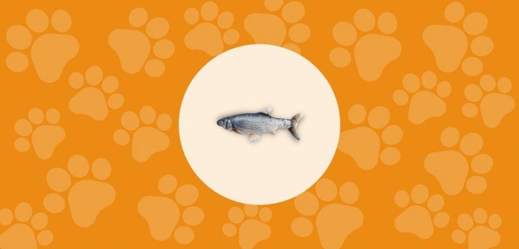 FLIPPIN' FISH, le poisson interactif pour chat